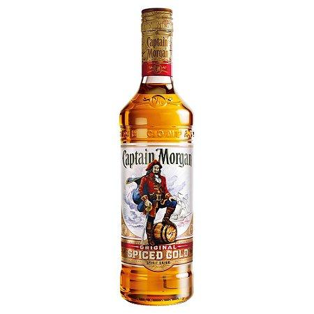 Rum Captain Morgan - 750 ml