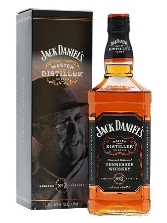 Whiskey Jack Daniel's Master Distiller N°3 - 1L