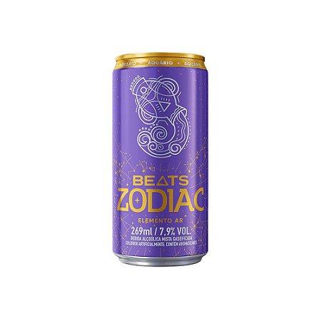 Skol Beats Zodiac Ar Lt - 269ml - Pack Com 8 Unid.