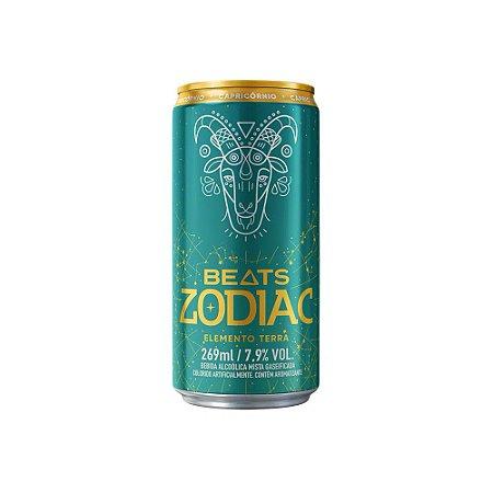 Skol Beats Zodiac Terra Lt - 269ml - Pack Com 8 Unid.