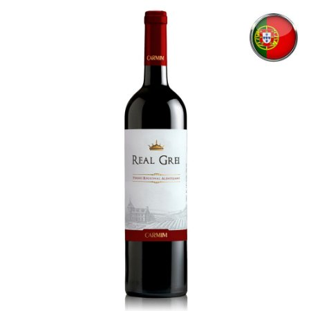 Vinho Tinto Seco Real Grei - 750 ml