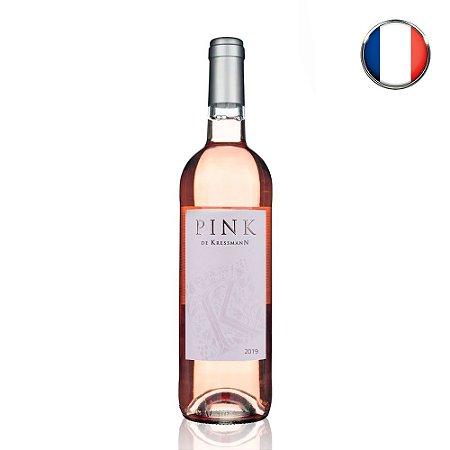 Vinho Pink de Kressmann  - 750ml