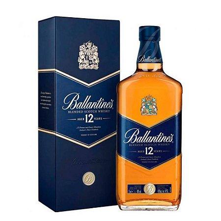 Whisky Ballantine's 12 anos - 750ml