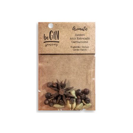 Sachê Aromatic - Begin Spices