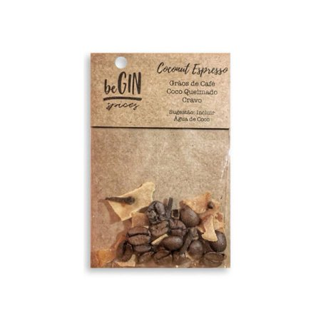 Sachê Coconut Espresso - Begin Spices