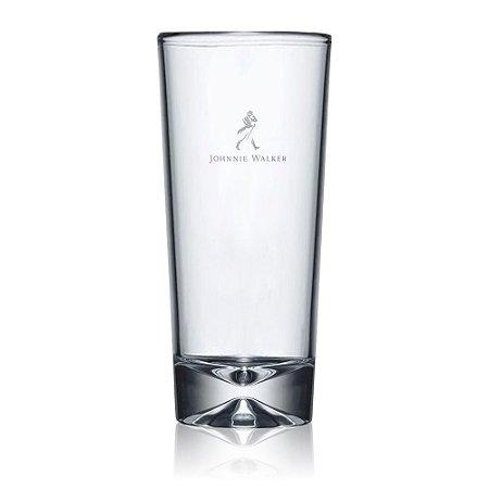 Copo Whisky Johnnie Walker Long Drink - Vidro - 450ml