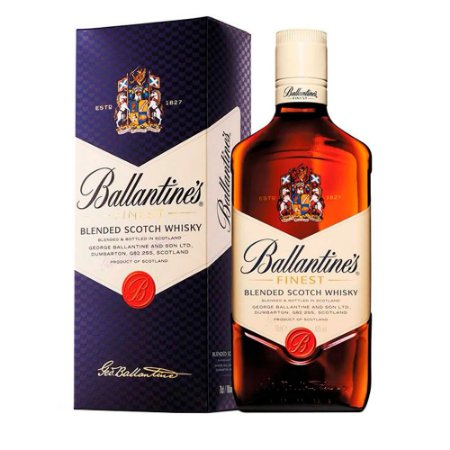 Whisky Ballantine´s Finest 8 Anos - 750 ml