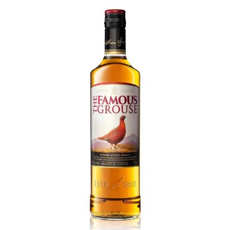 Whisky The Famous Grouse - 750ml