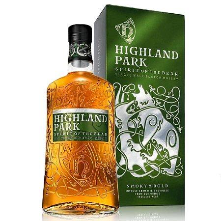 Whisky Highland Park - Spirit Of Bear - 1L