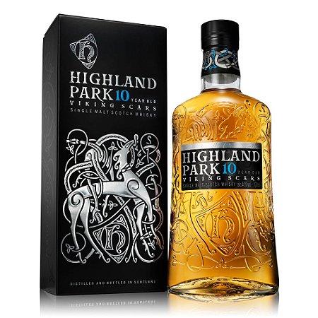 Whisky Highland Park - Viking Scars - 10 Anos - 700ml