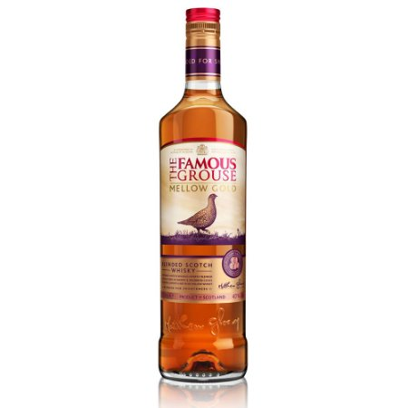 Whisky The Famous Grouse Mellow Gold - 1L