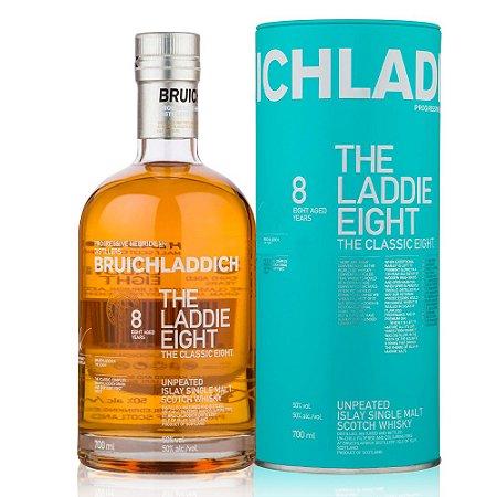 Whisky Bruichladdich The Laddie Eight (8 anos) - 700 ml