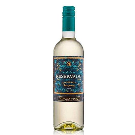 Vinho Branco Concha y Toro Chardonnay - 750 ml
