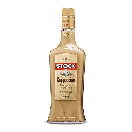 Licor Stock Cappuccino - 720ml
