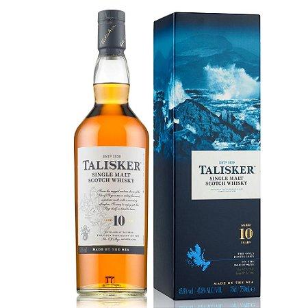 Whisky Talisker 10 anos - 750 ml
