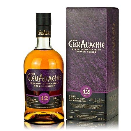 Whisky The GlenAllachie 12 anos - 700 ml
