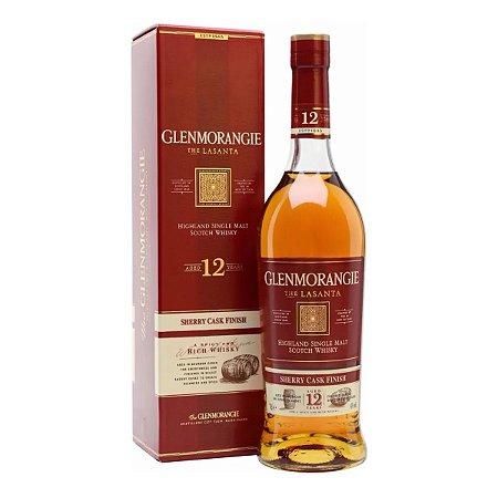 Whisky Glenmorangie Lasanta 12 anos - 750 ml