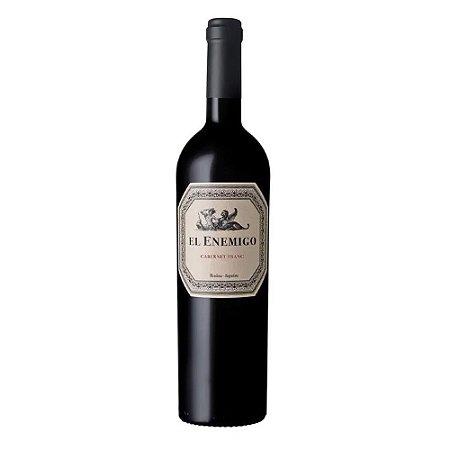 Vinho El Enemigo Cabernet Franc - 750ml