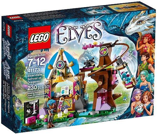 LEGO ELVES 41173 ELVENDALE SCHOOL OF DRAGONS
