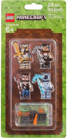 LEGO MINECRAFT 853610 SKIN PACK 2