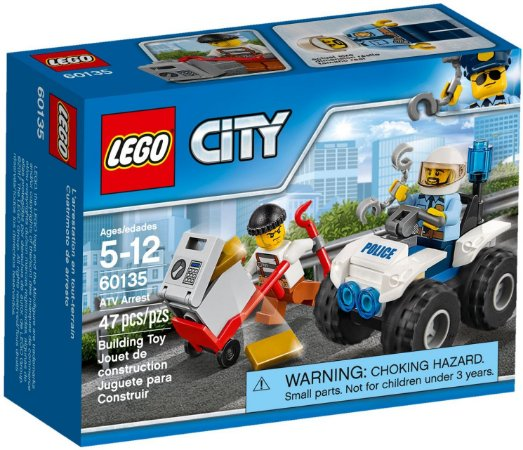LEGO CITY 60135 ATV ARREST