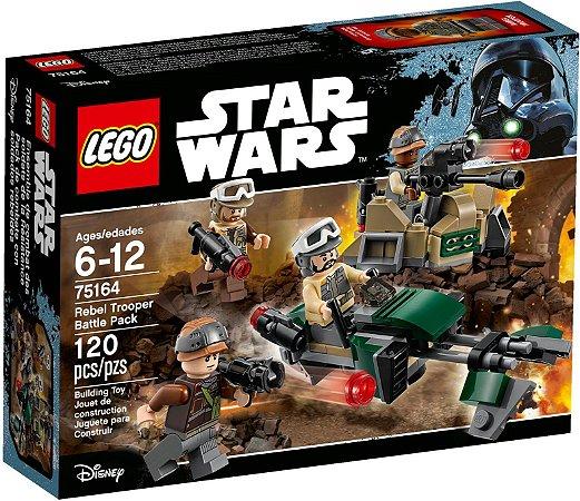 LEGO STAR WARS 75164 REBEL TROOPER BATTLE PACK