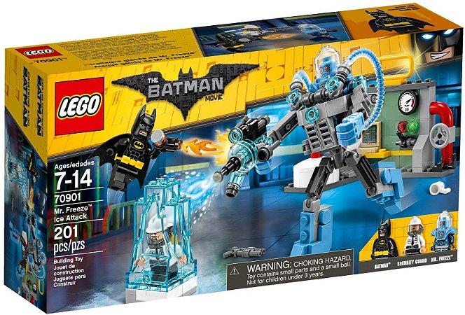 LEGO BATMAN MOVIE 70901 MR. FREEZE ICE ATTACK