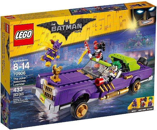 LEGO BATMAN MOVIE 70906 THE JOKER NOTORIOUS LOWRIDER