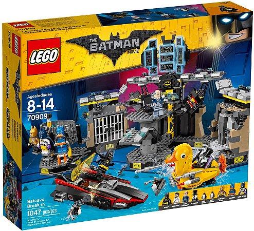 LEGO BATMAN MOVIE 70909 BATCAVE BREAK-IN