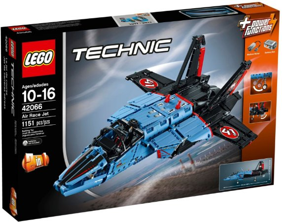 LEGO TECHNIC 42066 AIR RACE JET