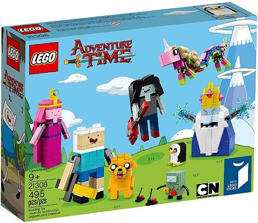 LEGO IDEAS 21308 A HORA DA AVENTURA