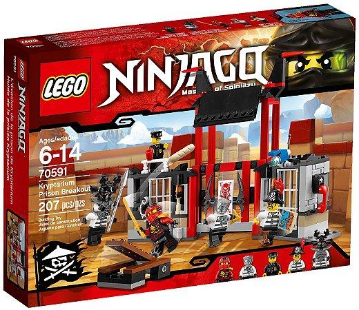 LEGO NINJAGO 70591 KRYPTARIUM PRISON BREAKOUT