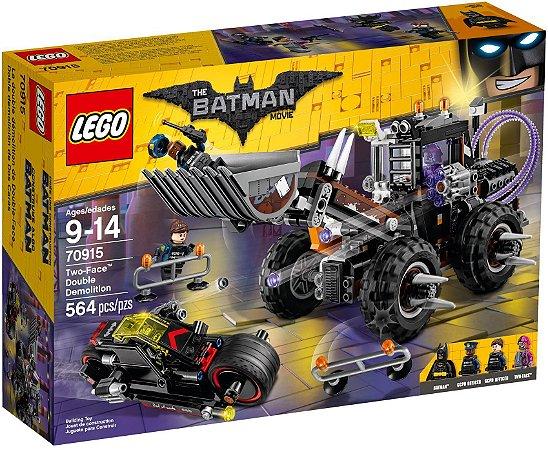 LEGO BATMAN MOVIE 70915 TWO-FACE DOUBLE DEMOLITION