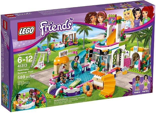 LEGO FRIENDS 41313 HEARTLE SUMMER POOL