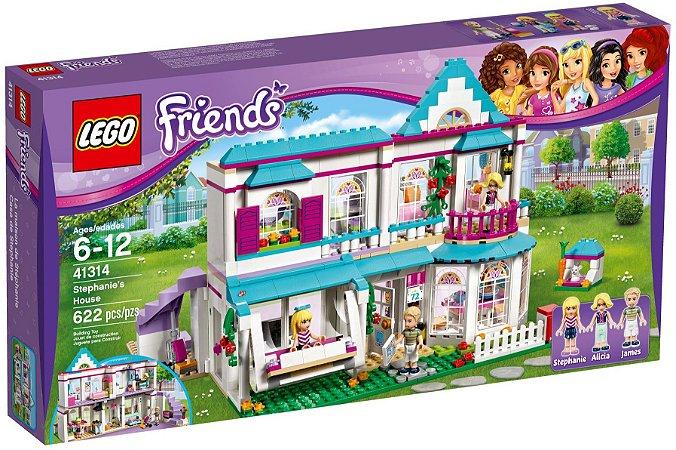 LEGO FRIENDS 41314 STEPHANIE'S HOUSE