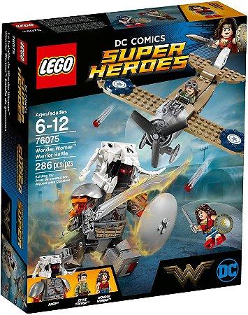LEGO SUPER HEROES 76075 WONDER WOMAN WARRIOR BATTLE