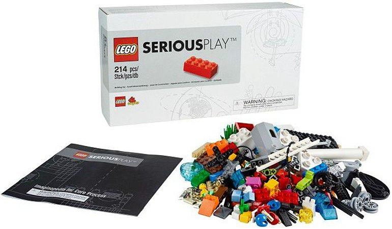 LEGO SERIOUS PLAY 2000414 STARTER KIT