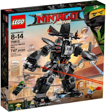 LEGO NINJAGO THE MOVIE 70613 GARMA MECHA MAN