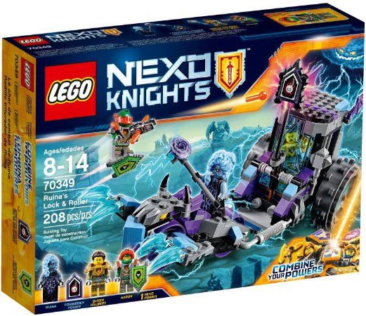LEGO NEXO KNIGHTS 70349 RUINA'S LOCK & ROLLER