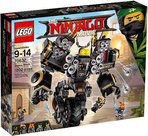 LEGO NINJAGO THE MOVIE 70632 QUAKE MECH