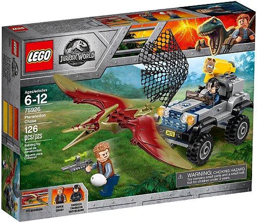LEGO JURASSIC WORLD 75926 PTERANODON CHASE
