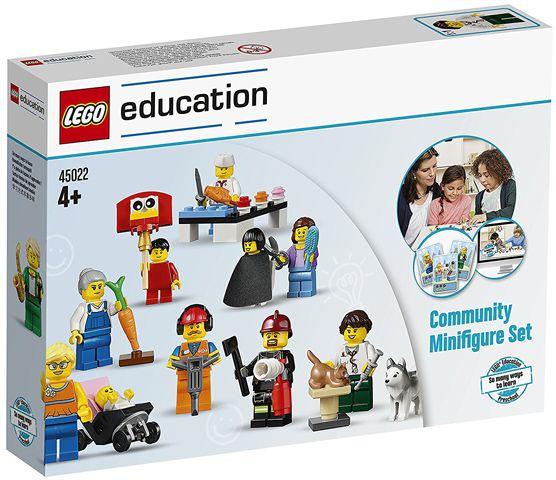 LEGO EDUCATION 45022 COMMUNITY MINIFIGURE SET