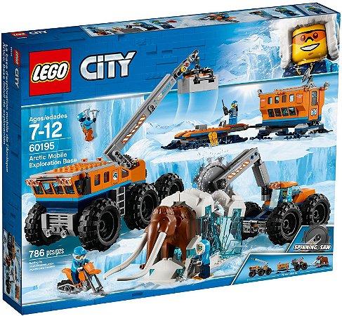 LEGO CITY 60195 ARCTIC MOBILE EXPLORATION TEAM