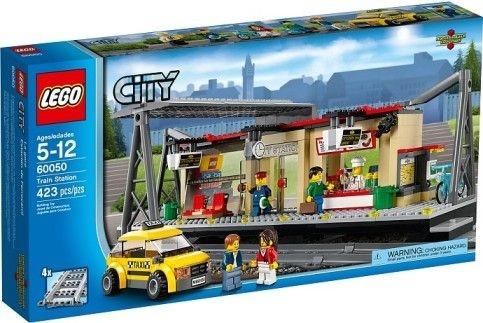LEGO TRAINS 60050 TRAIN STATION