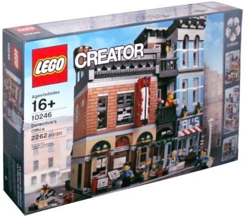 LEGO CREATOR 10246 DETECTIVE OFFICE