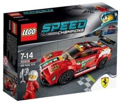 LEGO SPEED CHAMPIONS 75908 FERRARI 458 ITALIA GT2