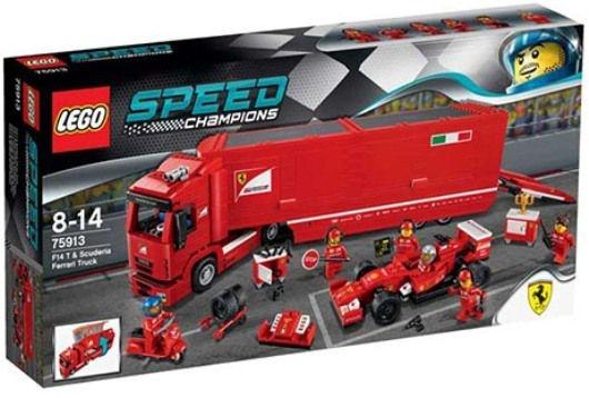 LEGO SPEED CHAMPIONS 75913 SCUDERIA FERRARI TRUCK