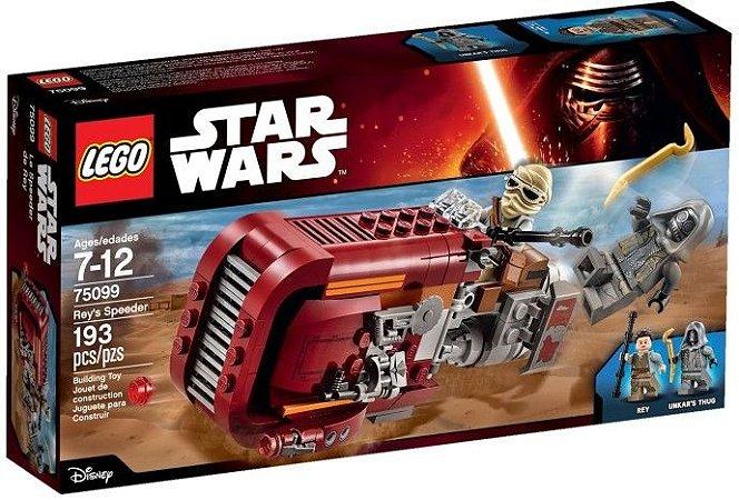 LEGO STAR WARS 75099 REY´S SPEEDER
