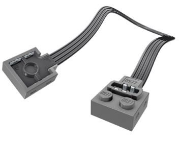 LEGO POWER FUNCTIONS 8886 EXTENTION CABLE (20 CM)