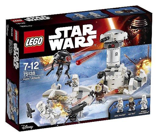 LEGO STAR WARS 75138 HOTH ATTACK